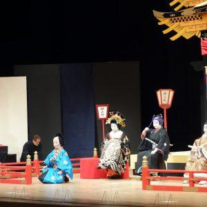 2020森光子の奨励賞「小松曳山子供歌舞伎」